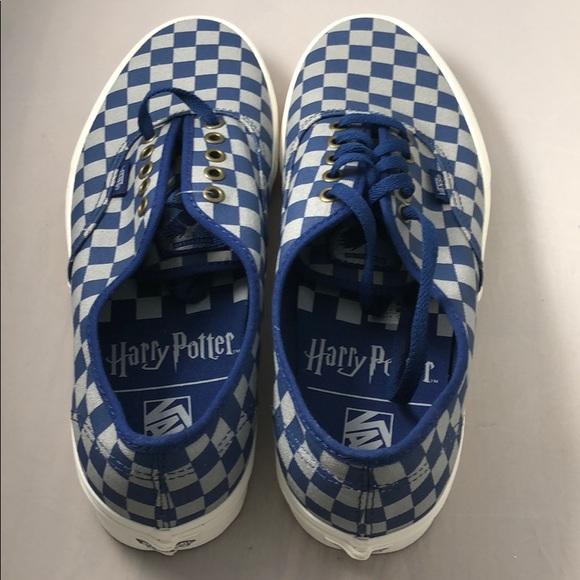 Harry Potter Vans Men's Size 10.5